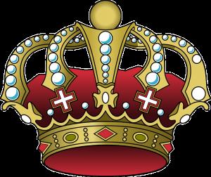 a royal crown