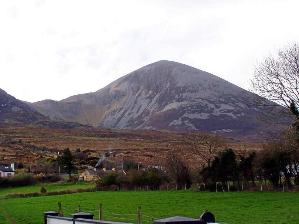 Patrick's Mountain, Ireland