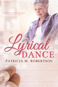 Cover for book, Lyrical Dance
