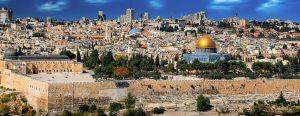 Jerusalem, Mother Zion